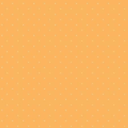 Bee Cross Stitch In Color Daisy