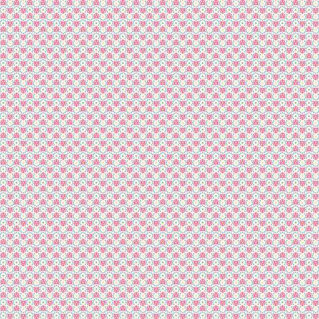 Riley Blake - Petite Geo Pink