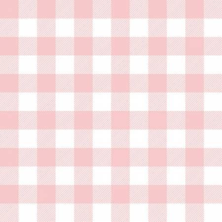 Let Them Be Little Lumberjack Plaid Pink C7511R-PINK