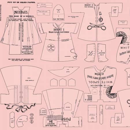 Clothes/Pink: Paperdoll (Janet Wecker-Frisch)