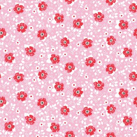 May Belle Floral Pink