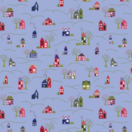 Home Again Backing - 3-yard Cut