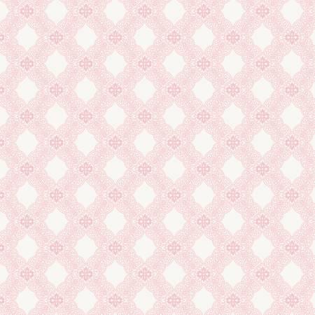 Rose Garden Tile Pink