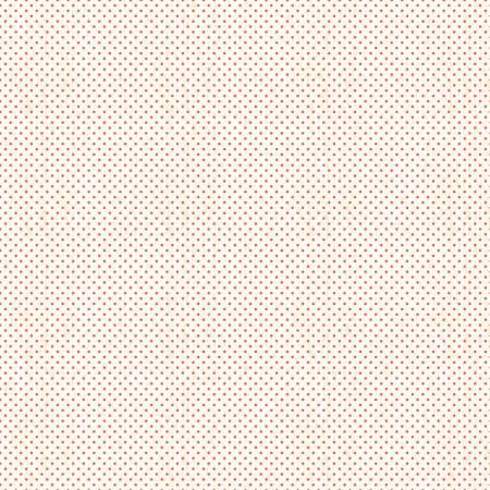 Riley Blake Rose Hedge Dots Cream