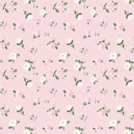 Mary Elizabeth Roses Pink