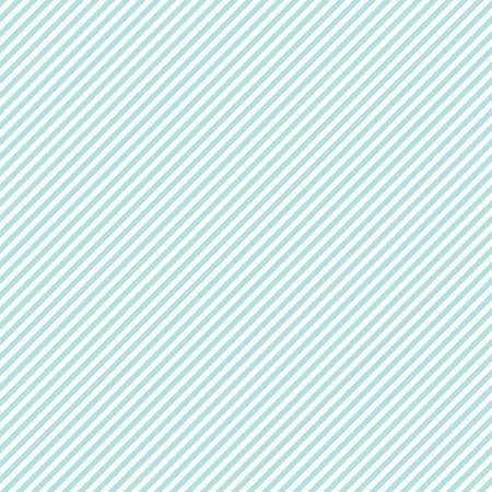 Simple Goodness Bias Stripes Aqua