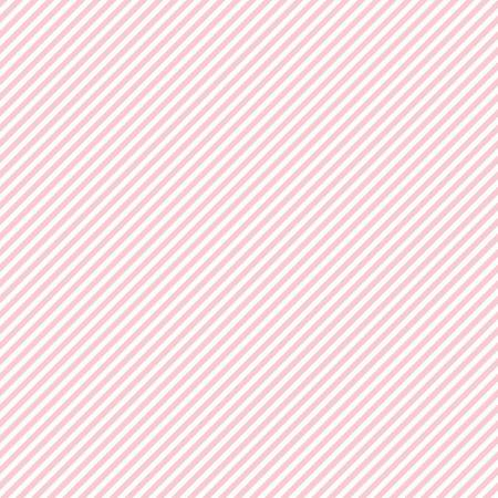 Simple Goodness Bias Stripes Pink