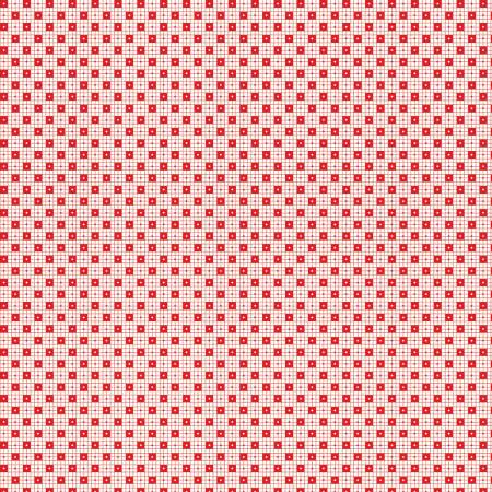 Simple Goodness Checker Dots Red