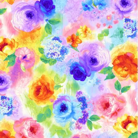 Rain Blossom - Multi
