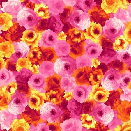 Rain Blossom...Roses