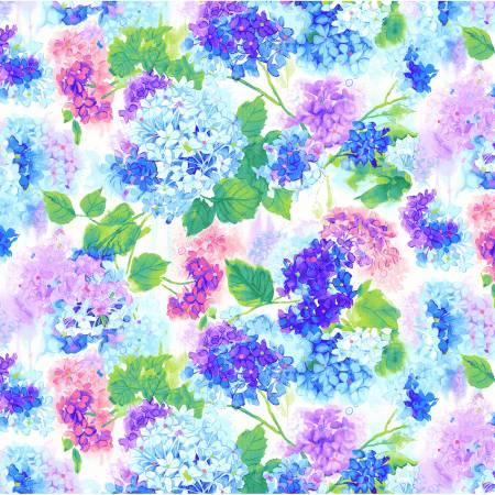 Rain Blossom - Pretty Hydrangea Bouquets