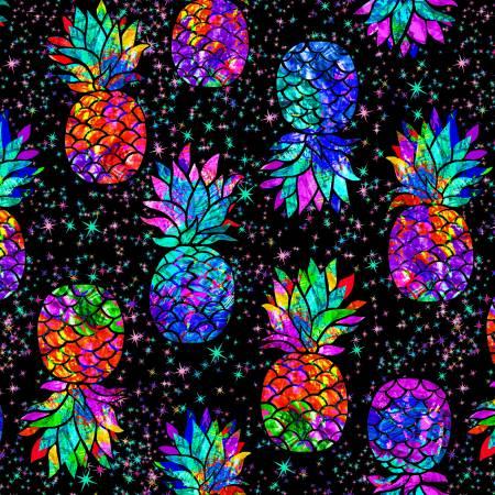 Black Pineapples