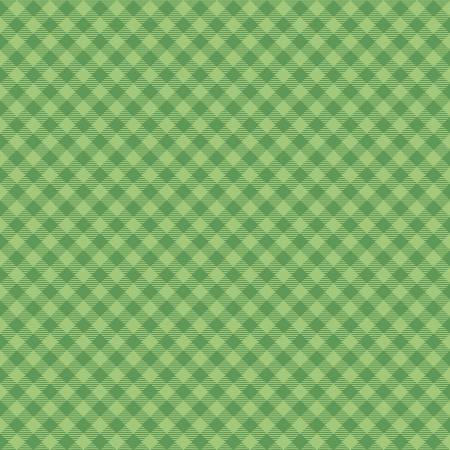 Cozy Gingham Green by Lori Holt