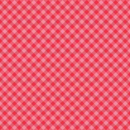 Cozy Gingham Pink (F10353)