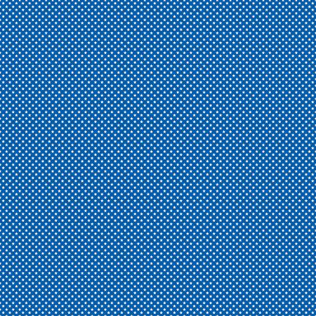 PATRIOTIC MINI STARS BLUE C007