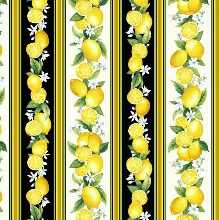 Black Lemon Strip C8025 blk