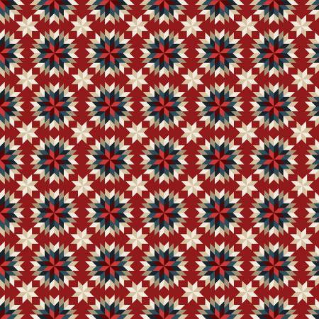 AMERICAN QUILT RED