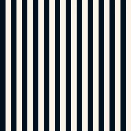 In Bloom Stripe Black C8074-Black