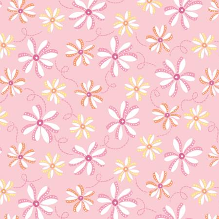 Perfect Party Floral Pink C8131