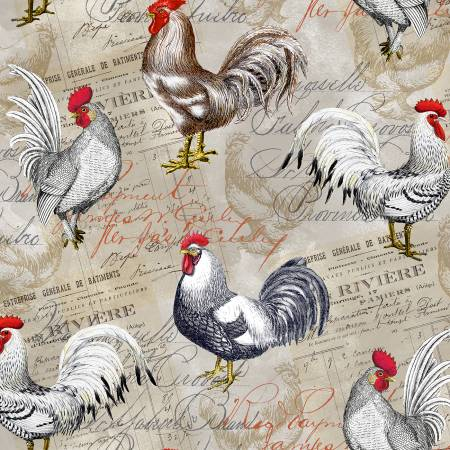 Chickens on Labels