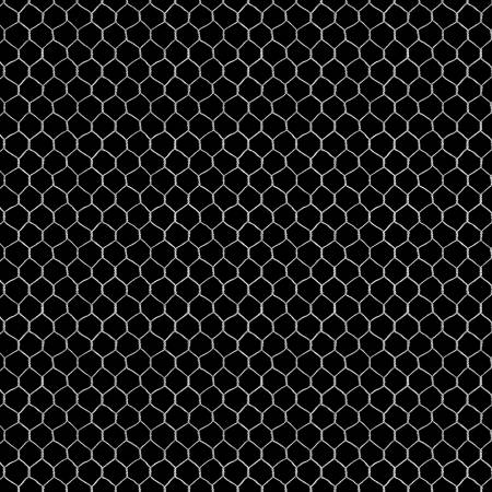 Black Chicken Wire - French Country, Timeless Treasures