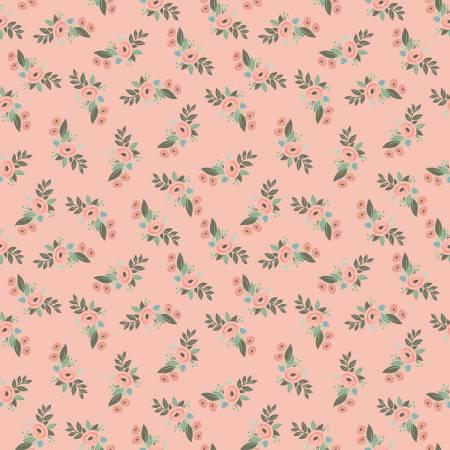 Bliss - Floral - Blush