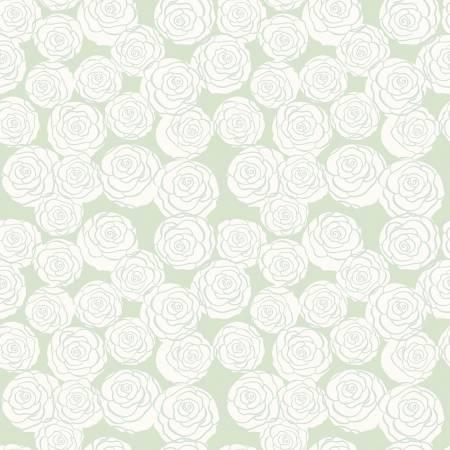 Bliss - Roses - Mint