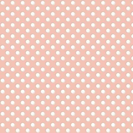 Bliss - Dots - Blush