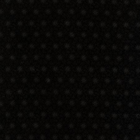 Black on Black Dot Clusters