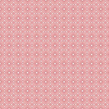 Sweet Stems - Lattice Dark Pink