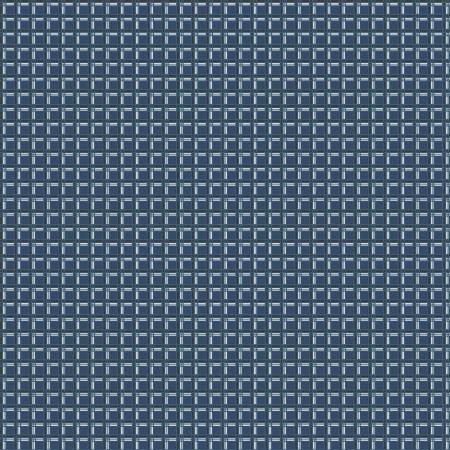 Sweet Stems Geometric Dk Blue