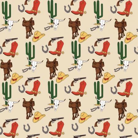 Cowboy Country Gear Cream C8301R-CREAM