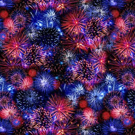 We The People - Multi Patriotic Fireworks