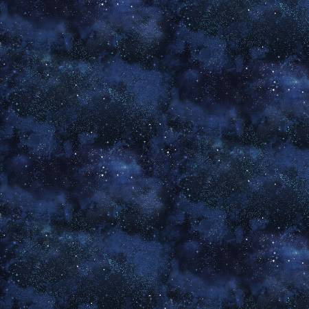 Twinkling Night Sky