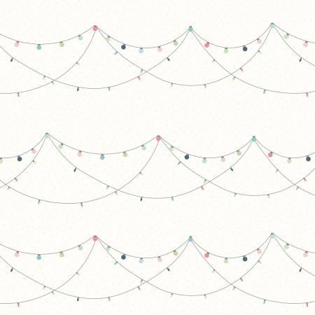 Fairy Edith String Lights Cream