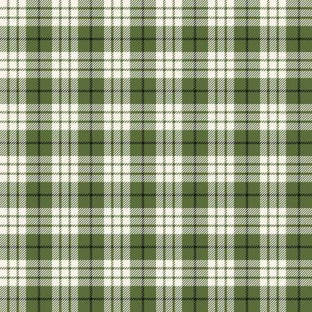 Winterberry Plaid Green