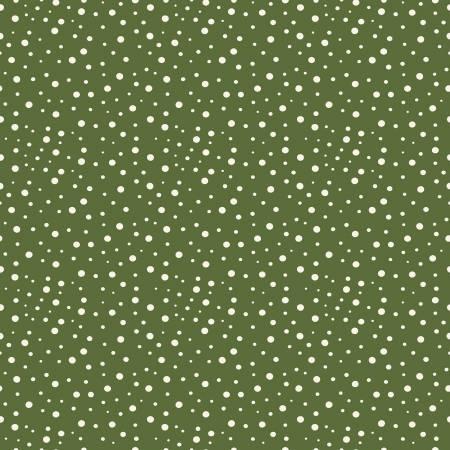 Winterberry Flurries Green
