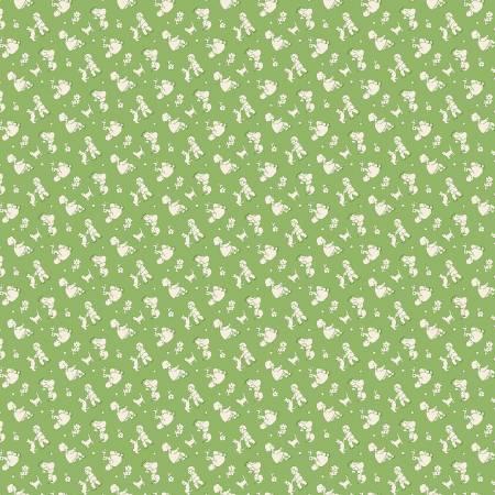Storytime 30s Children Green