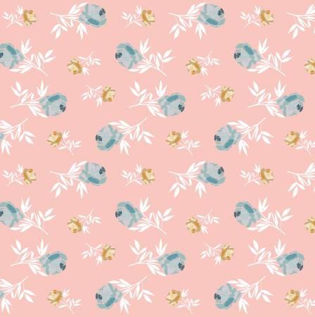 Blooms & Bobbins - Rose - Pink