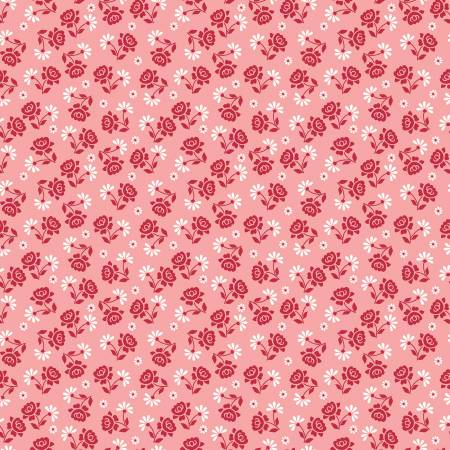 Granny Chic Roses Pink