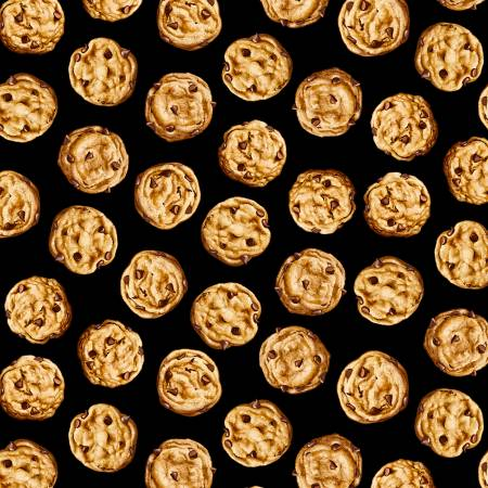 Black Chocolate Chips