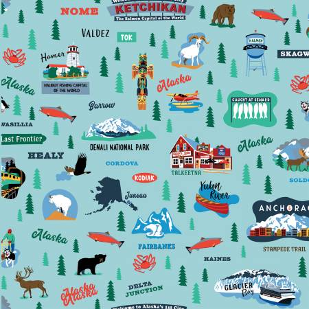 Northwest-Alaska Main-Aqua 8560