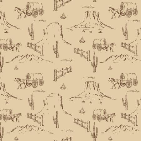 John Wayne W. Landscape tan