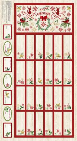 Christmas Advent Calender Kit