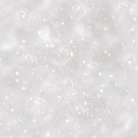 Christmas Memories - Christmas Snow Flurry Gray