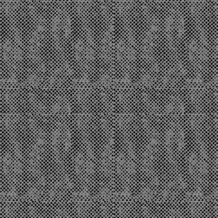 Grey Uneven Dots