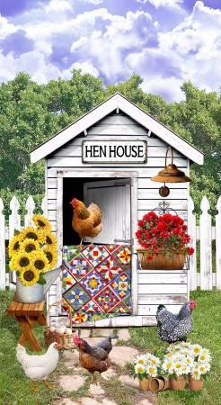 Multi Hen House Panel