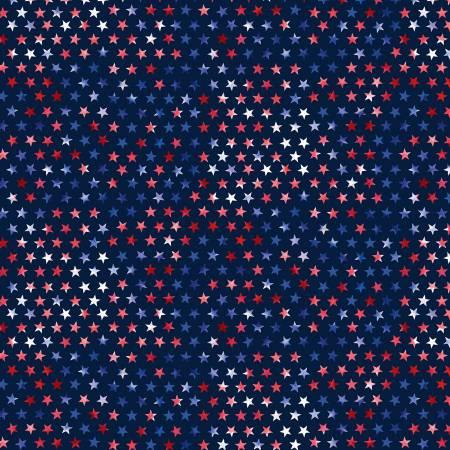 Usa Tie Dye Patriotic Stars