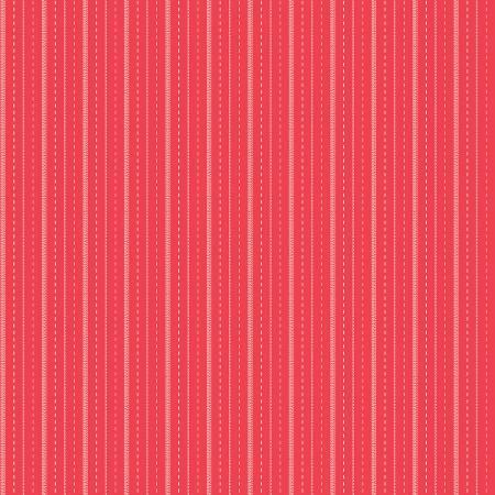 Sugarhouse Park Stripe Red