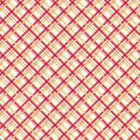 Riley Blake Designs Sugarhouse Park Plaid Red C8896R-RED